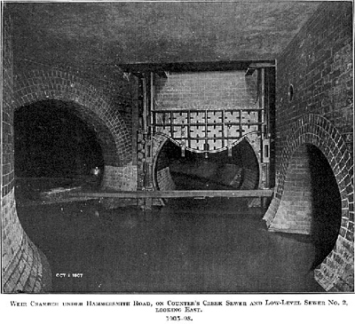 Image of Hammersmith Sewer