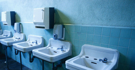 Total Washroom Control – An answer to water wastage in schools