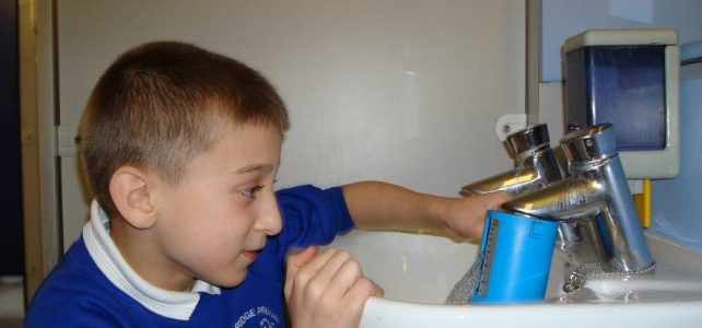 Thames Water's Schools Water Makeover