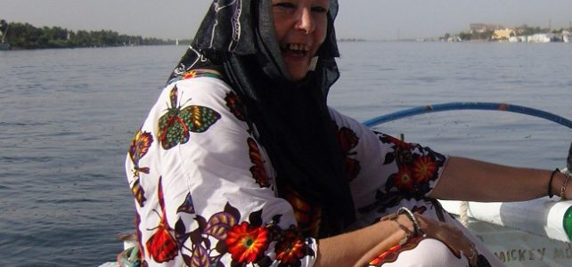 On the banks of the River Nile – Egyptian villagers views on water efficiency – Suzanne Armsden, Egypt