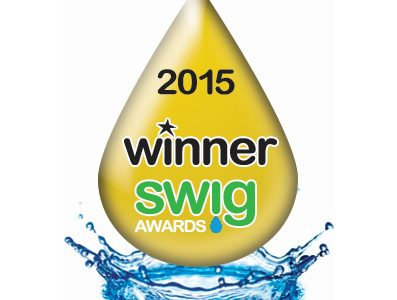 The mysterious case of the sinking flamingo wins a SWIG award!