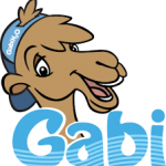 Gabi H2O - the coolest water saving camel around