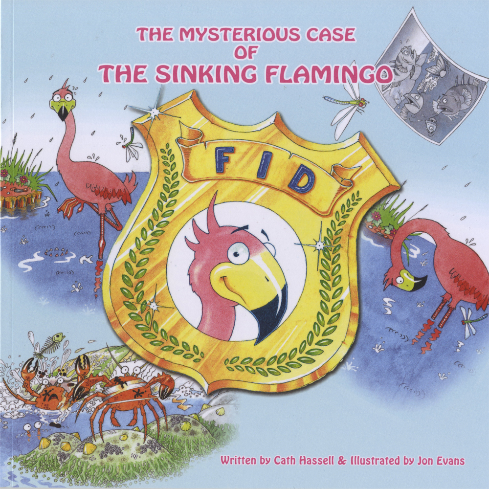 The mysterious case of the sinking flamingo
