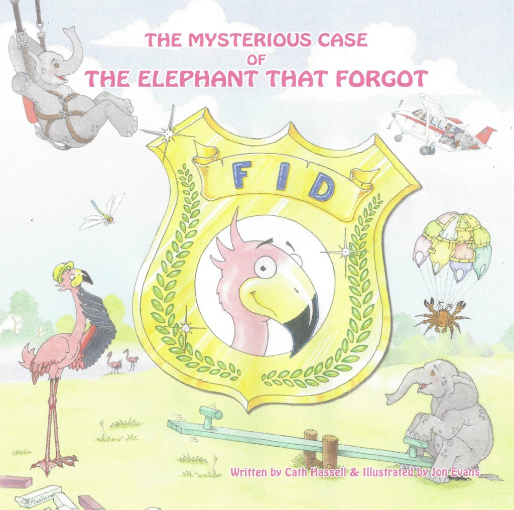 Buy The mysterious case of the elephant that forgot