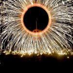 November 2020 - the coolest firework...