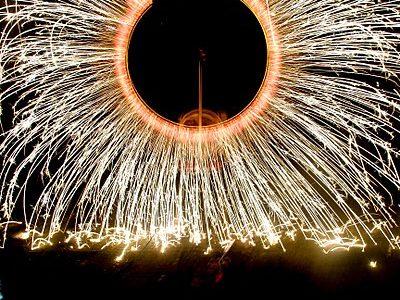 November 2020 – the coolest firework…