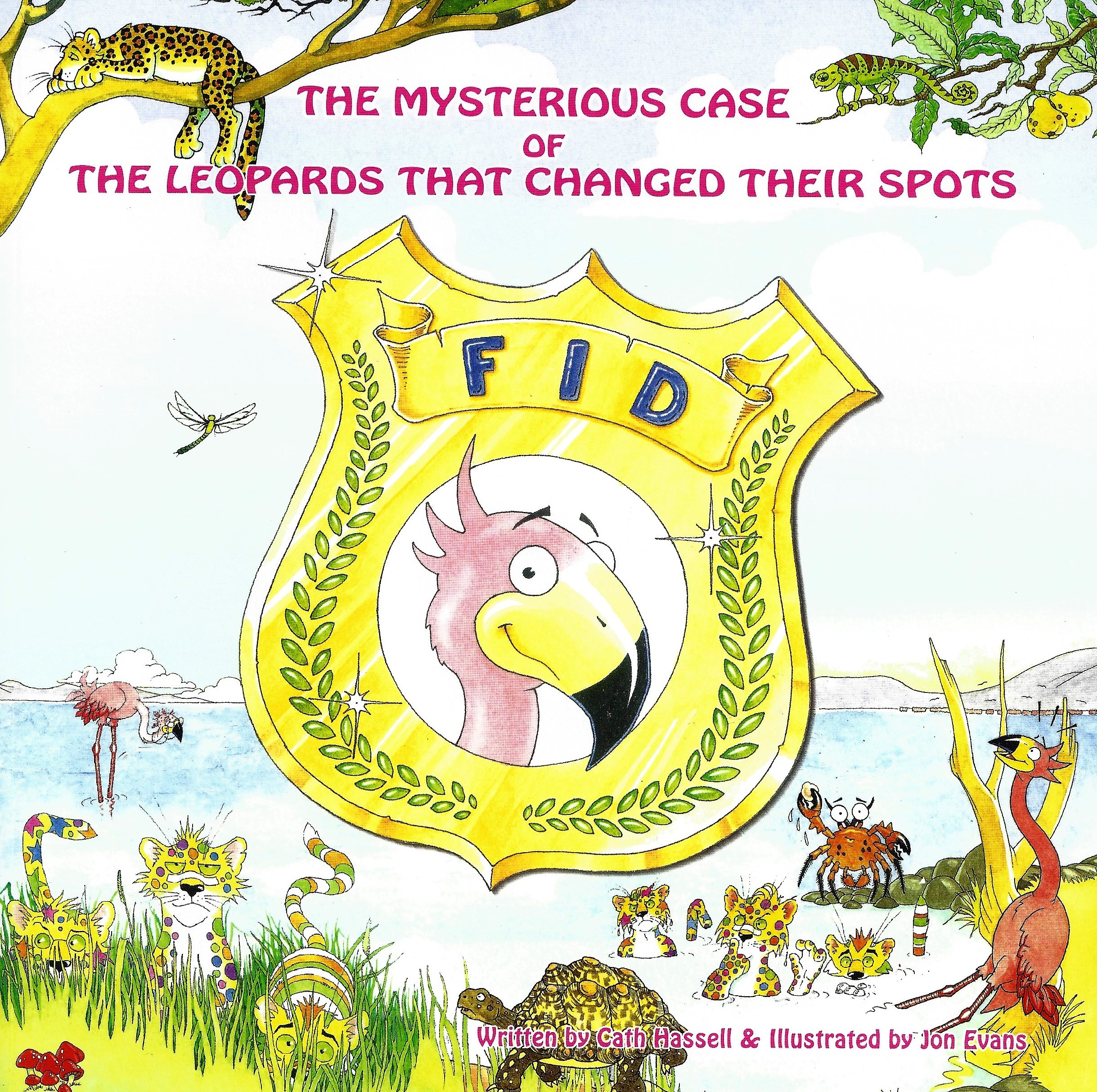 Buy 'The mysterious case of the leopards that changed their spots'
